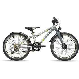 s'cool XXlite elite 20 9-S - Vélo enfant - gris/argent
